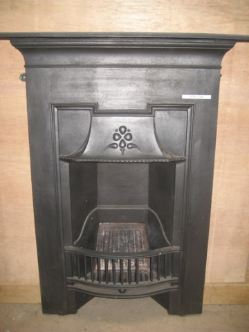 Cast Iron Bedroom Style Fireplace BFP01