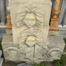 Cast Stone Water Feature