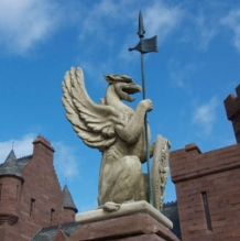 The Castle Oliver Gryphons