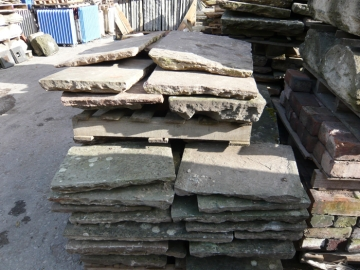 Reclaimed Pennant Stone Flagstones
