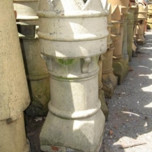 Clay King Chimney Pot