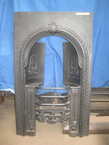 Cast Iron Fireplace FPSLR12