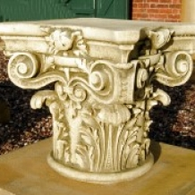 Small Corinthian Capital