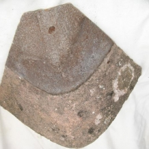 Concrete Bonnet Hip Tile
