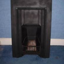 Cast Iron Bedroom Mantle BFP16