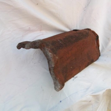 Clay Cabanna Ridge Tile