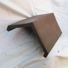 Clay Angular Ridge Tile