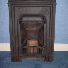 Cast Iron Bedroom Mantle BFP14
