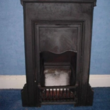 Cast Iron Bedroom Mantle BFP15