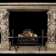 Griffin Fireplace