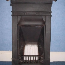 Cast Iron Bedroom Mantle BFP12