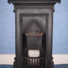 Cast Iron Bedroom Mantle BFP13