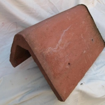 Concrete Mono Ridge Tile