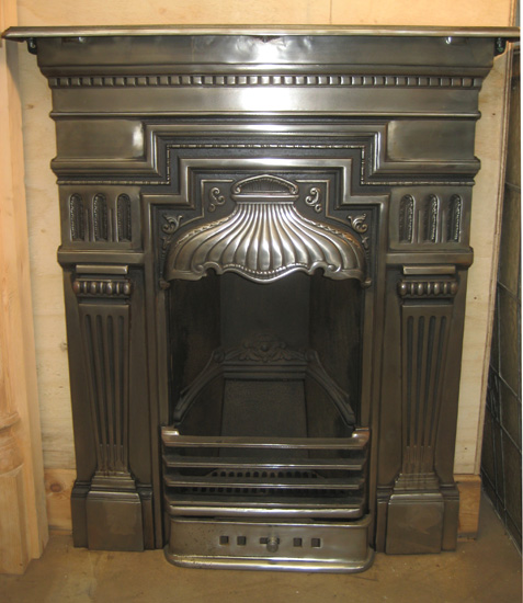 Cast Iron Bedroom Fireplace Surround Cast Iron Bedroom Style Fireplace Bfp04